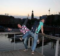 Ich und da Manu | Hamburg 2010