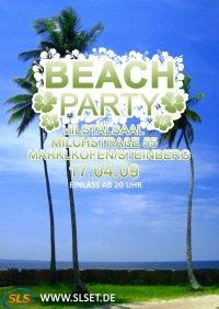 3x2 Freikarten für Beachparty in Marklkofen