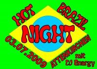 5 x 2 Freikarten für Hot Brazil Night