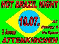 Hot Brazil Night 2010 Gewinnspiel