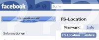 Finderlohn: FSL-Fanpage-Administrator @ Facebook