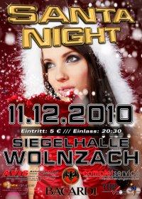 *update2* 20 x 2 Freikarten für SantaNight in Wolnzach