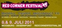 *Update* Gewinnspiel: RedCorner 2011 *Gewinner online*